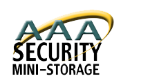 AAA Security Mini Storage logo